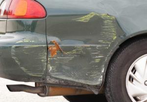 Последствия сильных и не сильных повреждений кузова